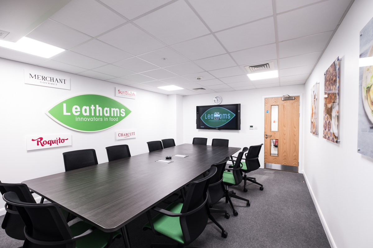 Leathams conference room