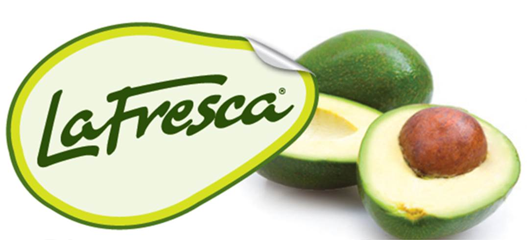 La Fresca Logo and Avocados